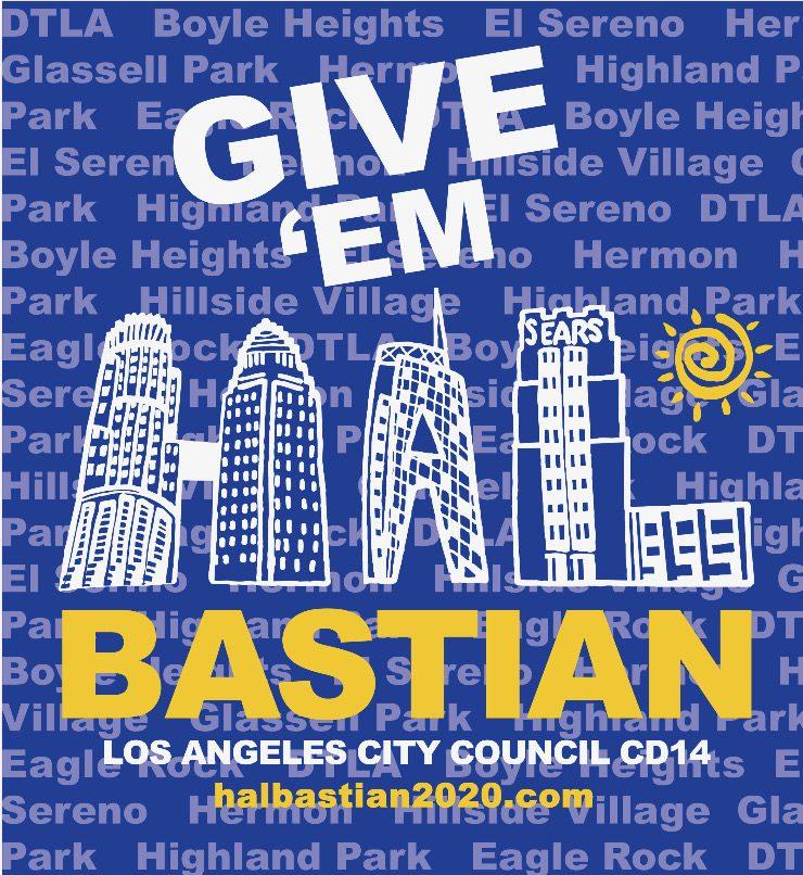 Hal Bastian For City Council 2020